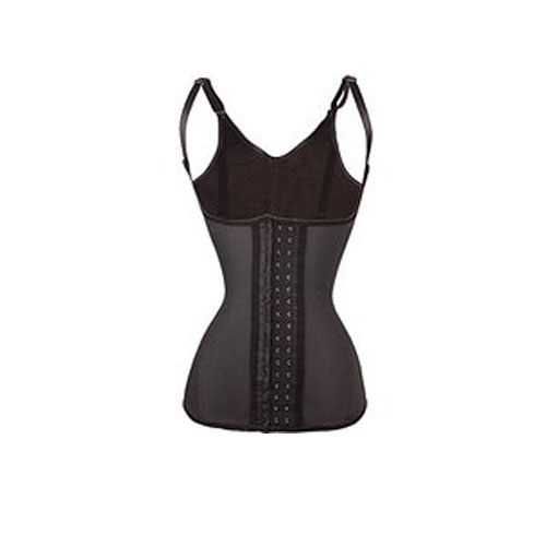 8996aca4eb  1  FeelinGirl Women s Latex Underbust Training Cincher Workout Waist  Trainer Corset
